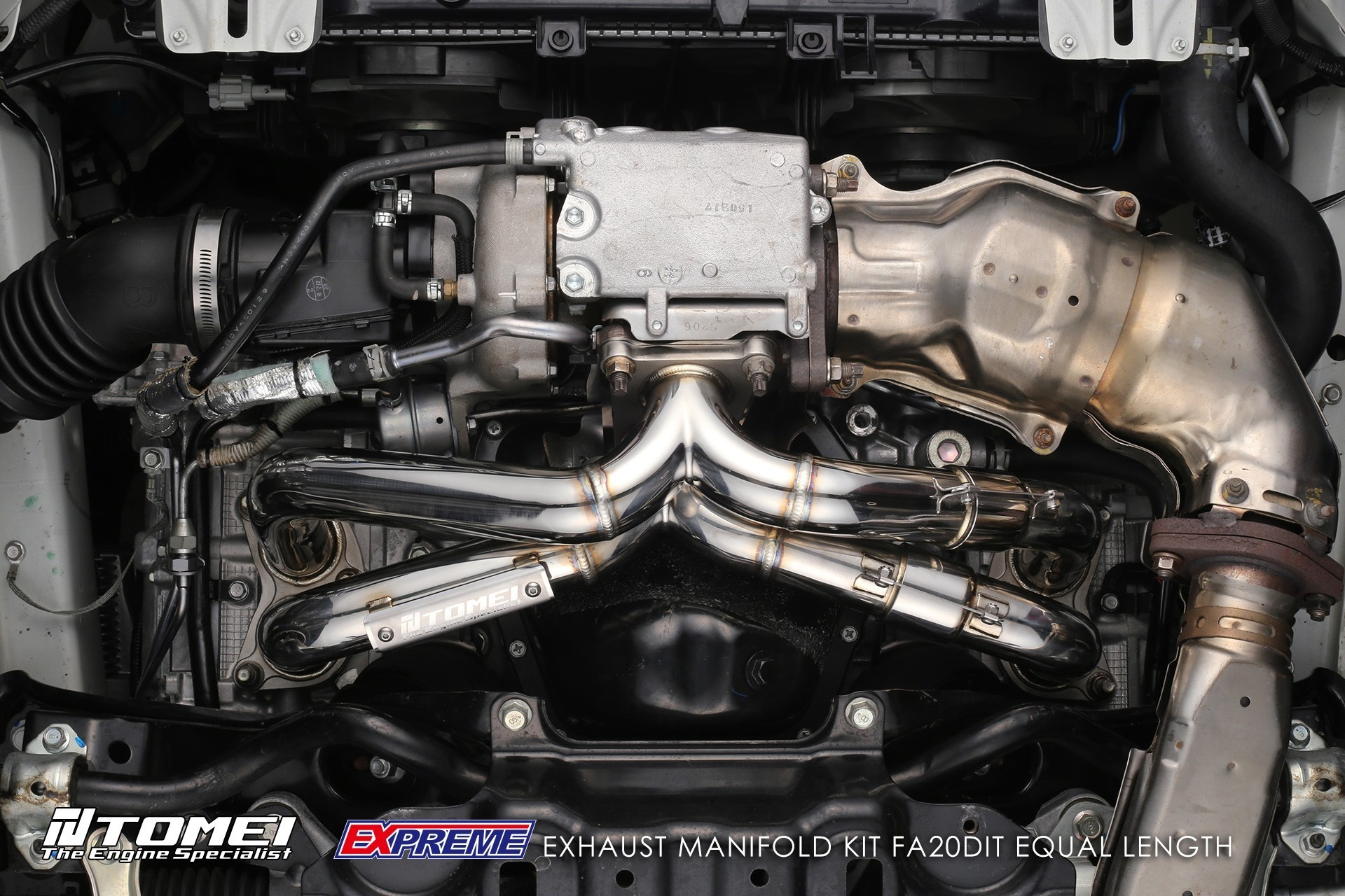 Tomei Expreme Equal Length Exhaust Manifold Kit