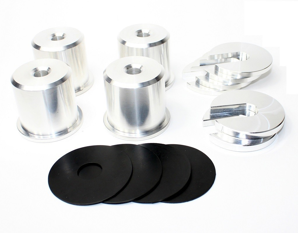 SPL PRO Solid Rear Subframe Bushings