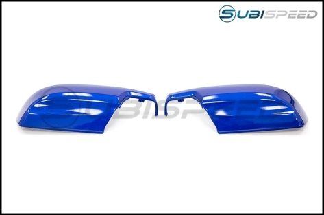 OLM Paint Matched Lower Mirror Covers - 2015-2019 WRX / 2015-2019 STI / 2015-2016 Impreza / 2015-2017 Crosstrek