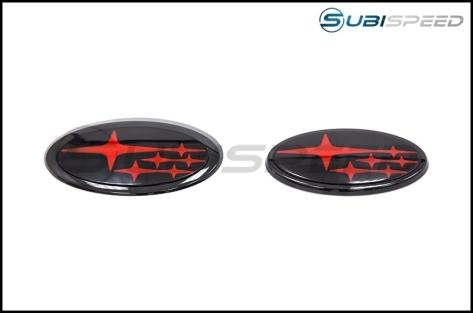 GCS Front and Rear Emblem