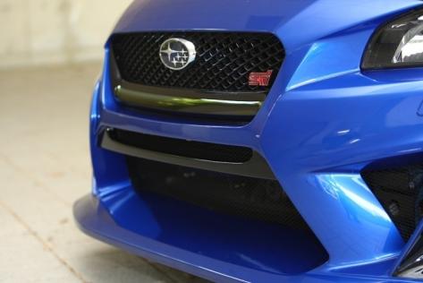 Ings N-Spec Series Front Bumper - 2015+ WRX / 2015+ STI