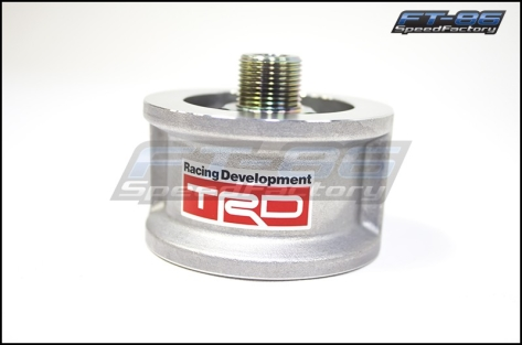 TRD Oil Filter Sandwich Sensor Plate