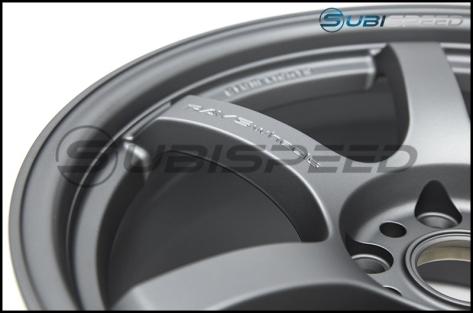 Gram Lights 57DR Wheels 18x9.5 +38mm (Gun Blue) - 2015+ WRX / 2015+ STI