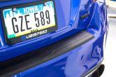 OLM V2 Carbon Look Rear Bumper Protector - 2015-2020 WRX & STI