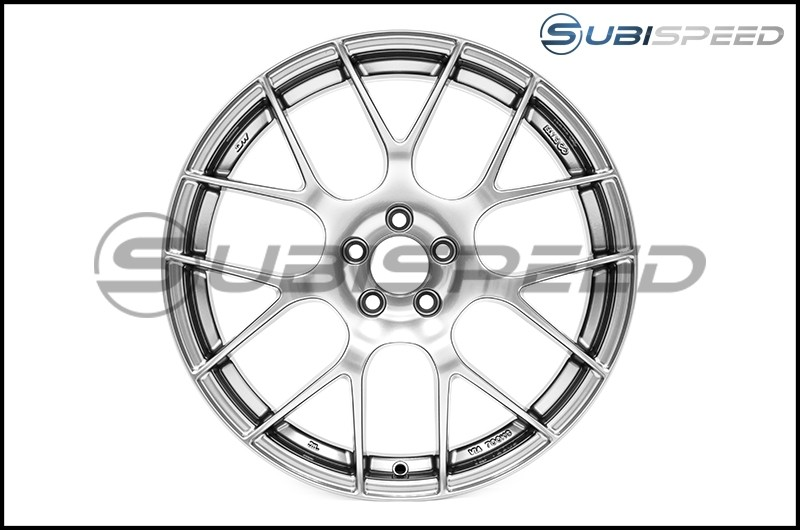 Enkei Raijin Wheels 18x8.5 +45mm (Hyper Silver)