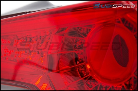 SpecD Sequential Red LED tail light - 2013-2016 BRZ