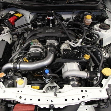 Kraftwerks Supercharger System w/out Tuning