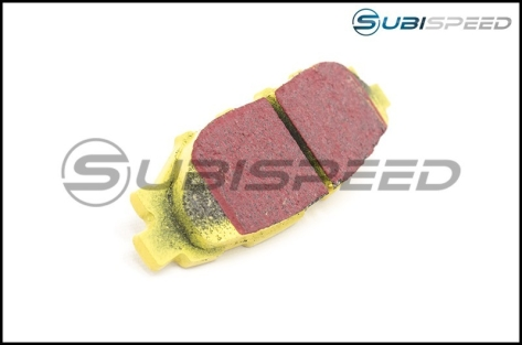 EBC Yellowstuff Brake Pads (Rear) - 2015+ WRX