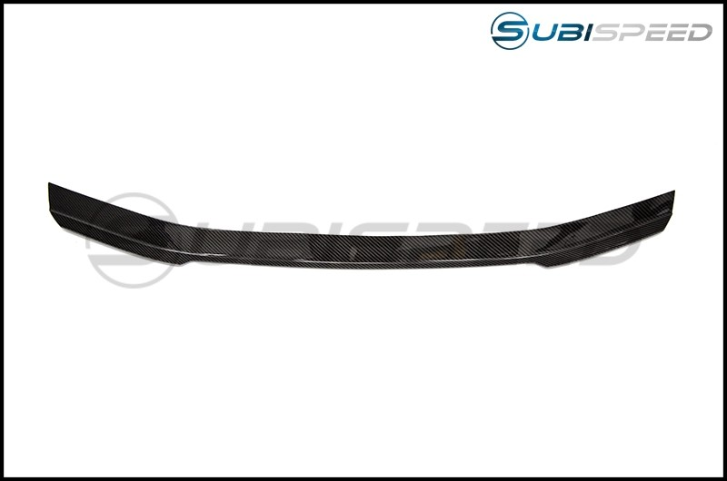 OLM Carbon Fiber Gurney Flap for Nur Spoiler