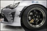 TRD Front and Rear Bumper Aero Turbulator - 2013+ FR-S / BRZ / 86