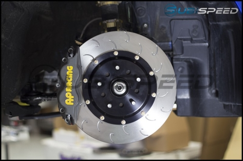 AP Racing Essex Competition Brake System