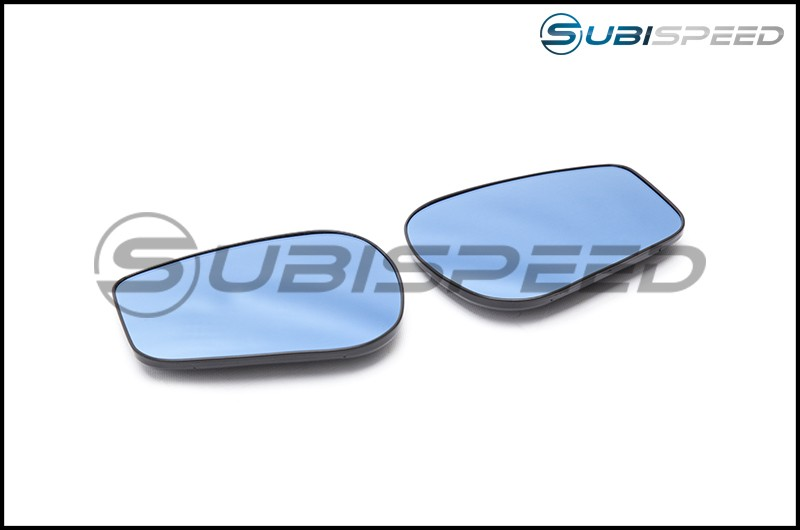 OLM Wide Angle Heated Convex Mirrors with Turn Signals