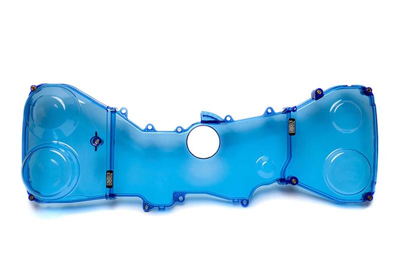 IAG Transparent Timing Belt Covers