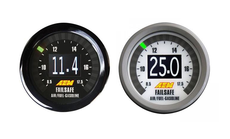 AEM Wideband Failsafe Gauge (Boost / AFR)