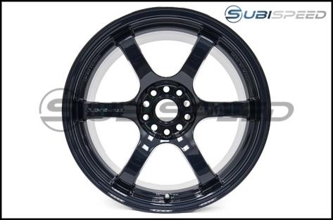 Gram Lights 57DR Mag Blue 18x9.5 +38 Wheels - 2015+ WRX / STI