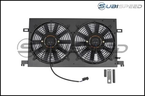 Mishimoto Plug-N-Play Aluminum Fan Shroud Kit - 2013+ FR-S / BRZ / 86
