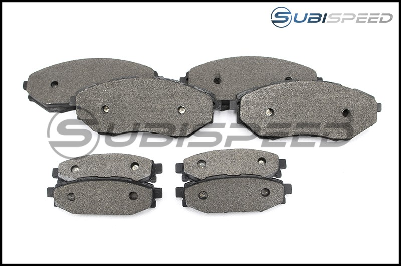 Carbotech 1521 Brake Pads - 2014+ Forester