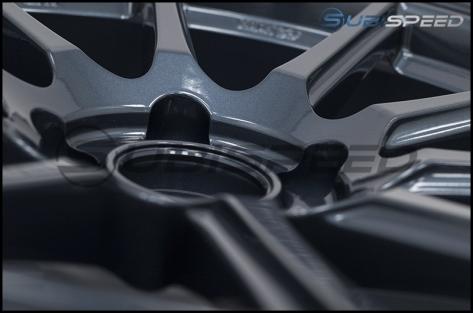 Enkei TS10 Blue Silver 18x9.5 +35mm - 2015+ WRX / 2015+ STI