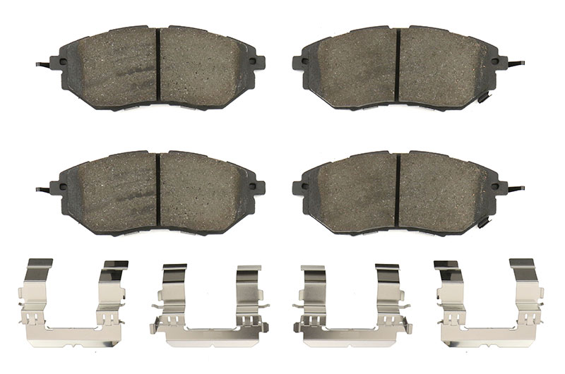 Stoptech Street Select Front Brake Pads