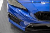 Subaru / OLM OE+ JDM Style Sequential Turn + DRL Bezel Kit (No Fog Hole) - 2015-2020 Subaru WRX & STI