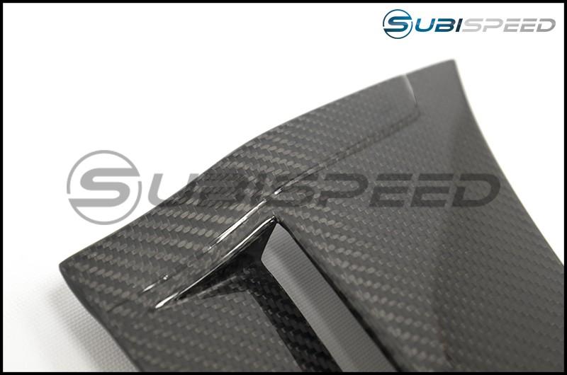 Seibon Carbon Fiber Fender Caps M-Style