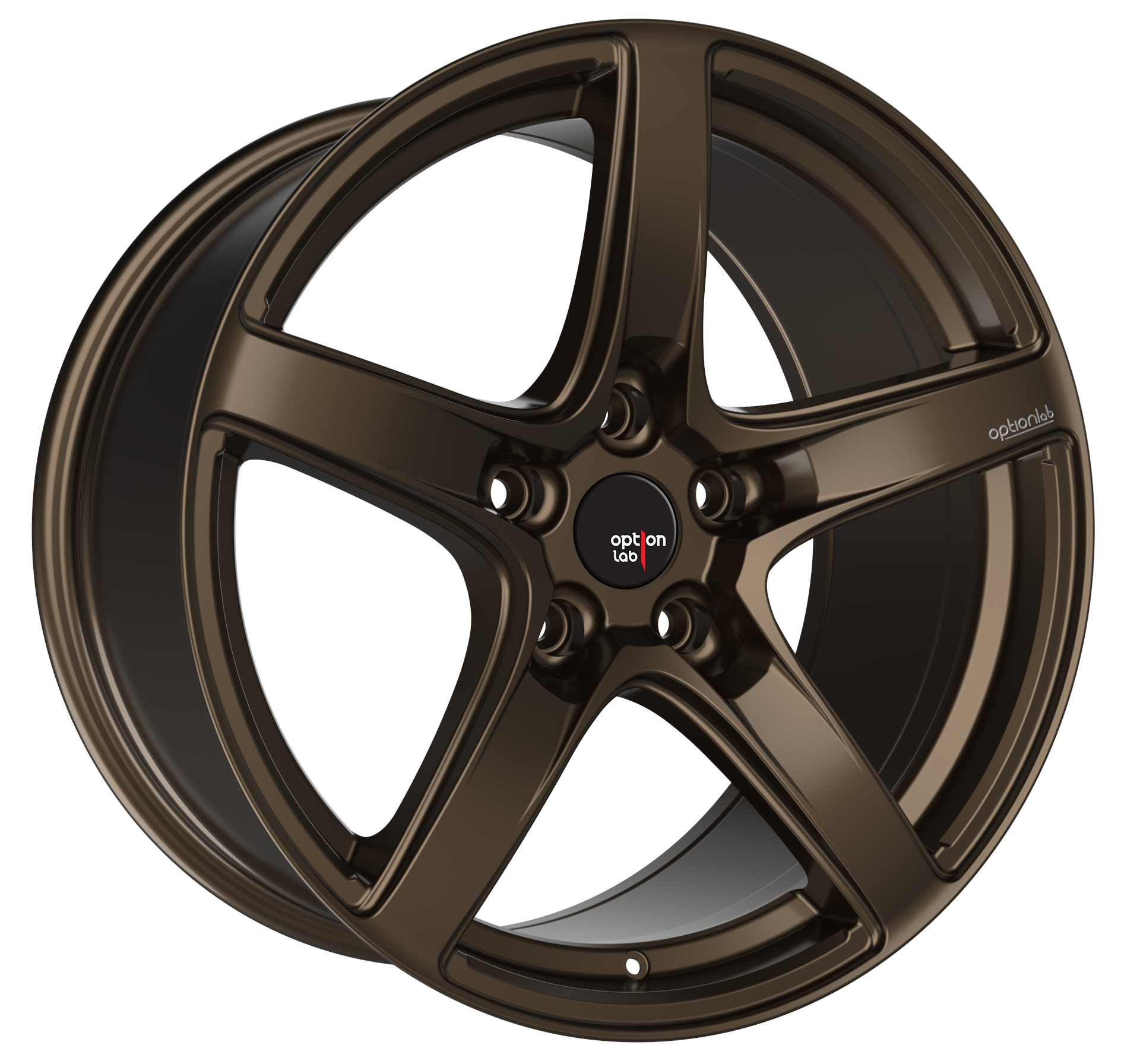 Option Lab R555 18x8.5 +40 Formula Bronze - 2013+ FR-S / BRZ / 86 / 2014+ Forester