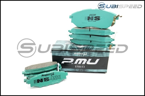 Project Mu D929 TYPE NS Brake Pads - 2015+ WRX
