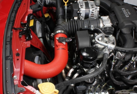 Perrin Cold Air Intake Bundle - 2017+ BRZ (Manual Transmission Only)