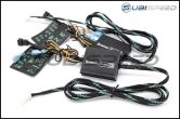Morimoto XBT Switchback RGB LED C-light DRLs for Headlights - 2015+ WRX / 2015+ STI