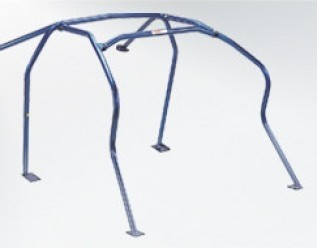 Cusco 6 Point Chromly 2 Passenger Roll Cage