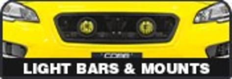 Light Bars & Mounts