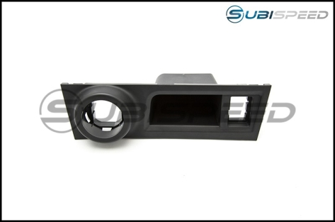Subaru OEM Push to Start Trim with Mat - 2013+ BRZ