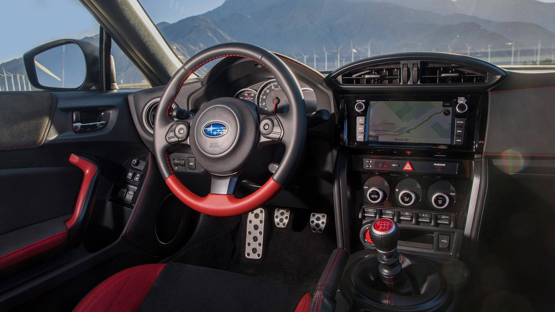 Subaru OEM tS Shift Knob