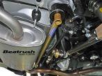 Beatrush Rear Performance Bars - 2013+ FR-S / BRZ