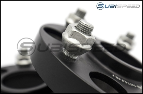 SubiSpeed 5x114.3 Forged Aluminum 20mm or 25mm Wheel Spacers - 2015+ WRX / 2015+ STI