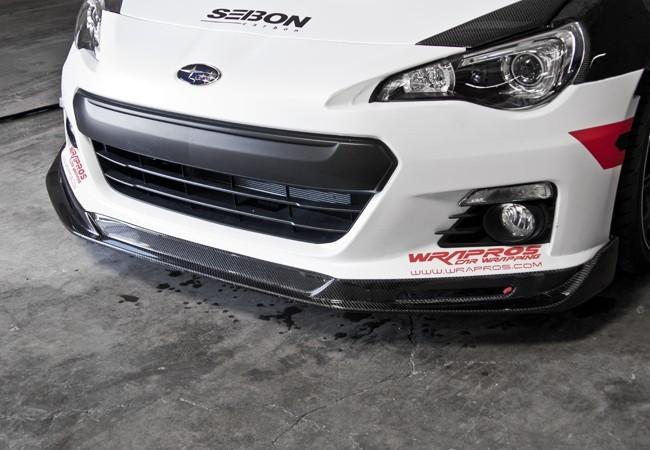 Seibon Carbon Fiber Lip (KC)