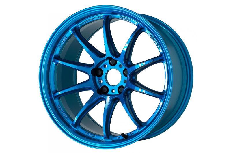 Work Wheels Emotion ZR10 18x9.5 +38 Candy Apple Blue (CAB) - 2015-2020 Subaru WRX & STI