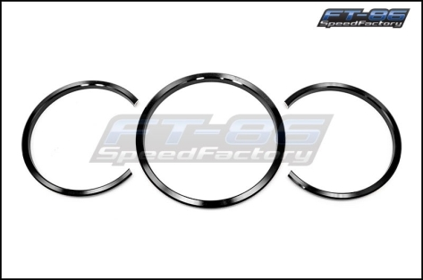 RSP Speedometer Rings and Needle Covers - 2013+ FR-S / BRZ / 86
