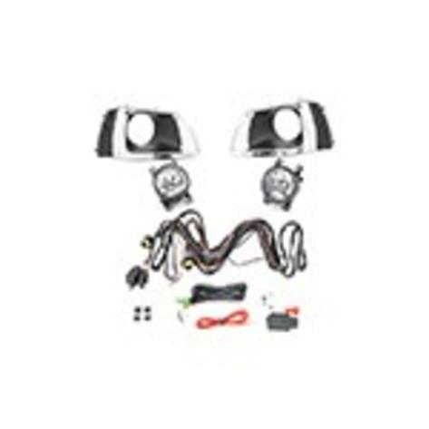 OLM Complete OEM Style Fog Light Kit - 2014-2015 Forester XT Premium