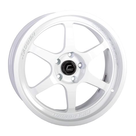 Cosmis Racing XT-006R 18x9 +30mm White - 2015+ WRX / 2015+ STI
